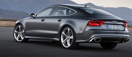 Grey Audi | Car Component Coding