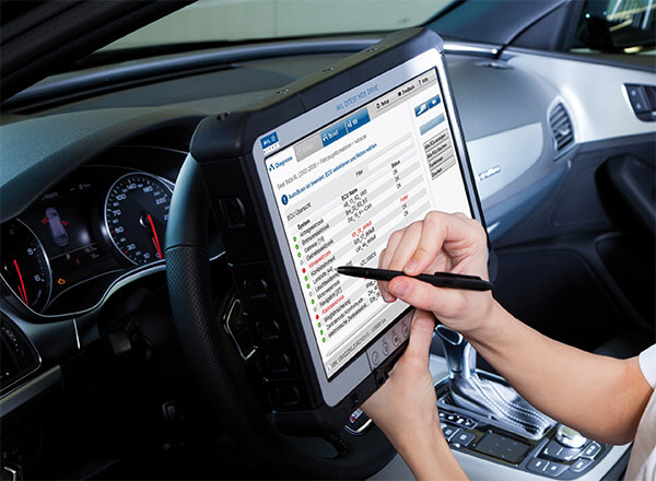 Vehicle Fault Diagnostics | DPF Solutions