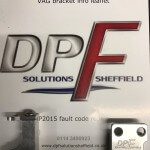 Audi P2015 Repair Bracket | DPF Solutions